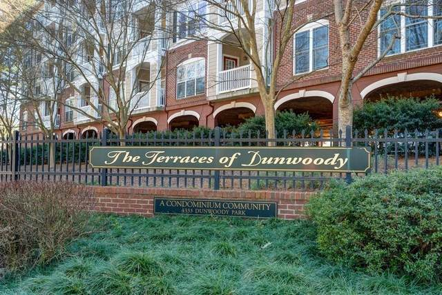 4333 Dunwoody Park #2307, Dunwoody, GA 30038 (MLS #6696492) :: Kennesaw Life Real Estate