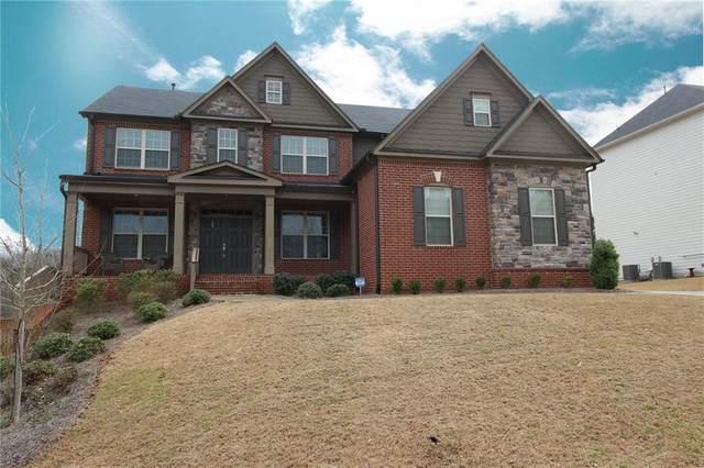 410 Crestline Way, Woodstock, GA 30188 (MLS #6696525) :: Path & Post Real Estate