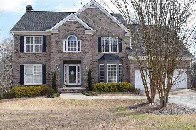 362 Hunters Trace, Dallas, GA 30157 (MLS #6696535) :: MyKB Partners, A Real Estate Knowledge Base