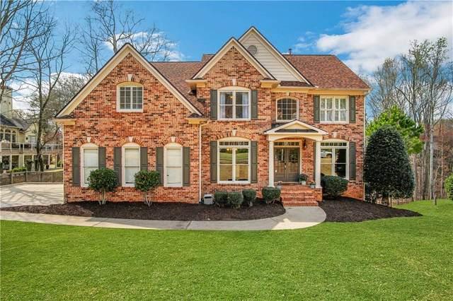 155 Woodcliff Drive, Suwanee, GA 30024 (MLS #6696544) :: MyKB Partners, A Real Estate Knowledge Base