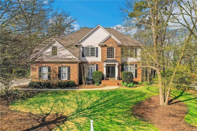 135 Grand Avenue, Suwanee, GA 30024 (MLS #6696565) :: MyKB Partners, A Real Estate Knowledge Base