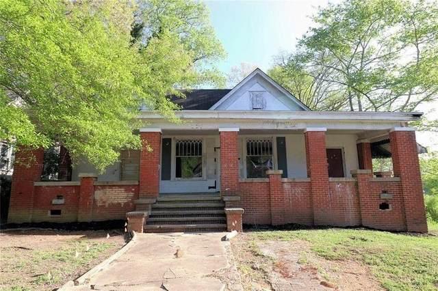 406 Herbert Street, Cedartown, GA 30125 (MLS #6696604) :: Kennesaw Life Real Estate