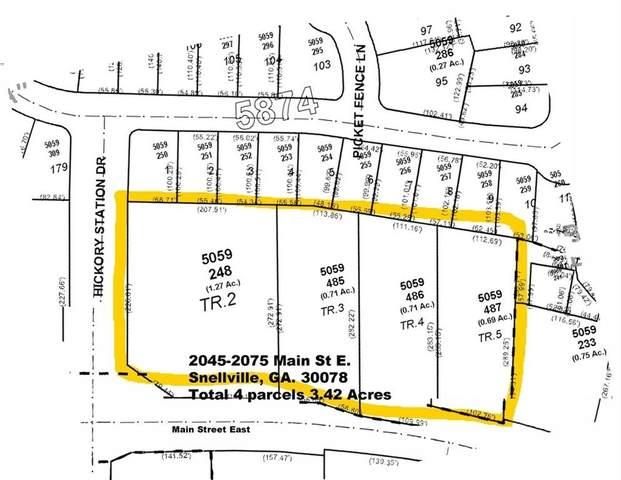 2045 Main Street, Snellville, GA 30078 (MLS #6696611) :: KELLY+CO