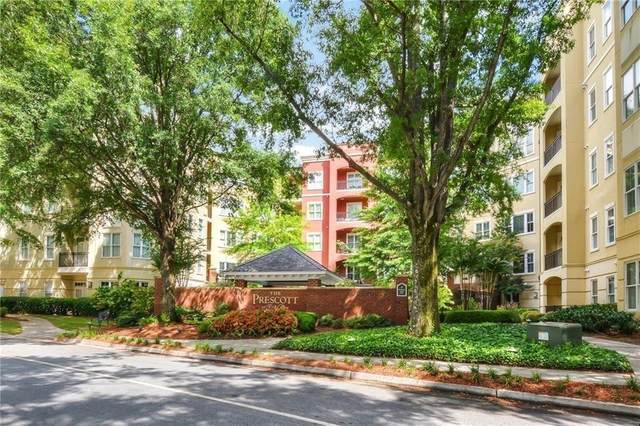 11 Perimeter Center E #1104, Dunwoody, GA 30346 (MLS #6696656) :: Kennesaw Life Real Estate