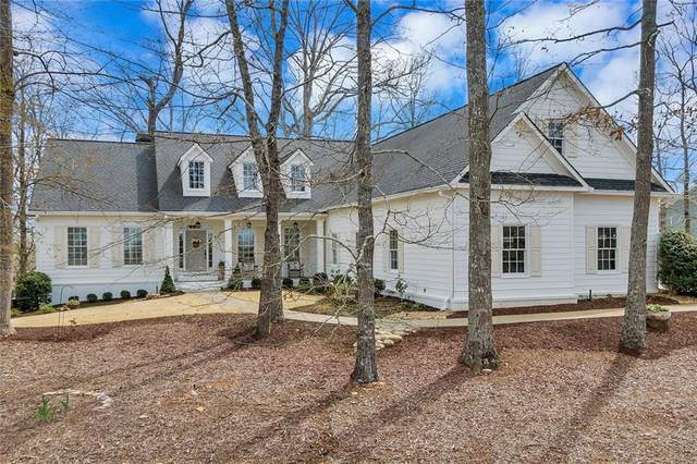 1020 Hickory Woods Way, Canton, GA 30115 (MLS #6696677) :: MyKB Partners, A Real Estate Knowledge Base