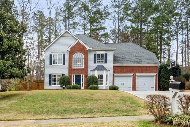 932 Evian Drive NW, Kennesaw, GA 30152 (MLS #6696688) :: Path & Post Real Estate