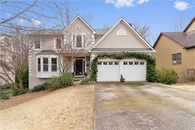 4920 Avocet Drive, Peachtree Corners, GA 30092 (MLS #6696744) :: RE/MAX Paramount Properties