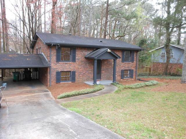 3955 Tipperary Trail, Tucker, GA 30084 (MLS #6696766) :: MyKB Partners, A Real Estate Knowledge Base