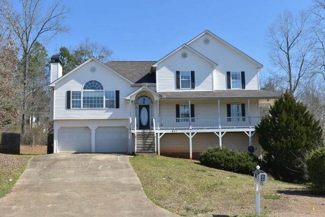 611 Greenleaf Way, Ball Ground, GA 30107 (MLS #6696767) :: Path & Post Real Estate