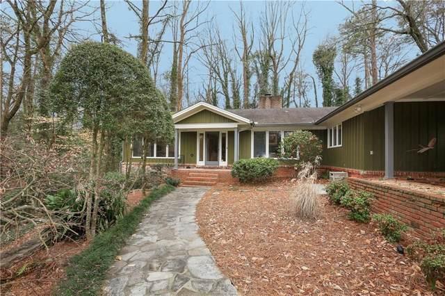1103 Beech Haven Road NE, Atlanta, GA 30324 (MLS #6696784) :: MyKB Partners, A Real Estate Knowledge Base