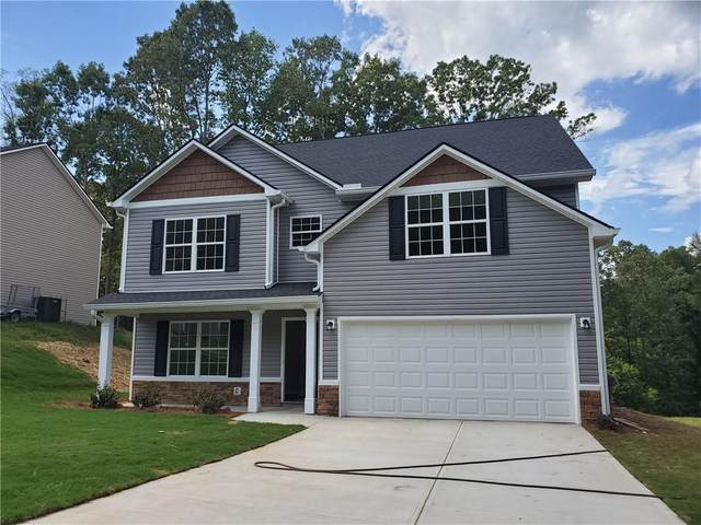 3524 Silver Wood Walk, Gainesville, GA 30507 (MLS #6696792) :: MyKB Partners, A Real Estate Knowledge Base
