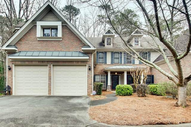 10152 Wooten Road #10152, Roswell, GA 30076 (MLS #6696801) :: The Cowan Connection Team