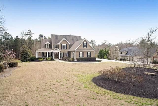 256 Beaumont Farms Drive, Sharpsburg, GA 30277 (MLS #6696807) :: North Atlanta Home Team