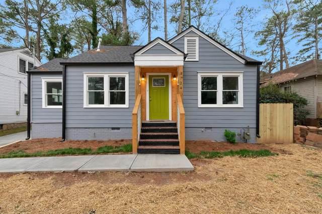 1724 SW Richland Road, Atlanta, GA 30311 (MLS #6696826) :: MyKB Partners, A Real Estate Knowledge Base