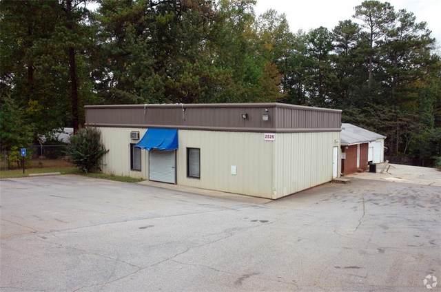 2526 Panola Road, Lithonia, GA 30058 (MLS #6696844) :: Rock River Realty