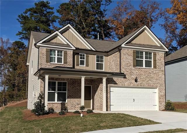 2342 Anne's Lake Circle, Lithonia, GA 30058 (MLS #6696859) :: MyKB Partners, A Real Estate Knowledge Base