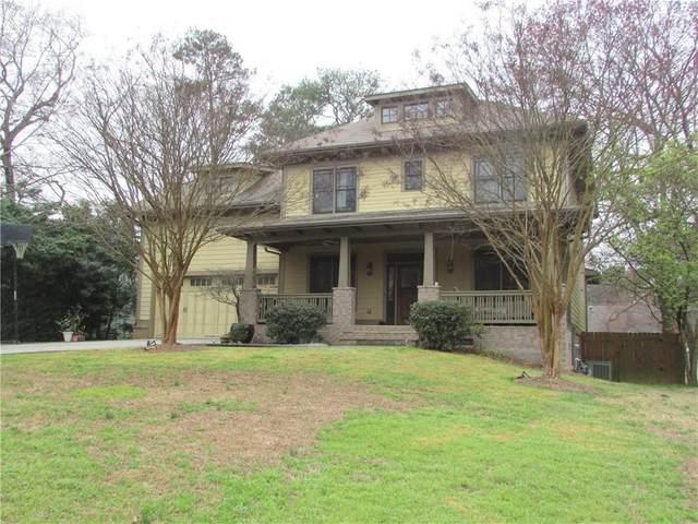 2998 Park Lane, Brookhaven, GA 30341 (MLS #6696862) :: MyKB Partners, A Real Estate Knowledge Base