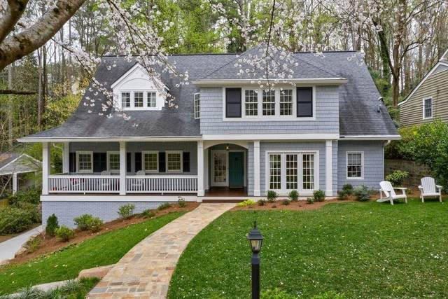 3016 Mornington Drive NW, Atlanta, GA 30327 (MLS #6696863) :: MyKB Partners, A Real Estate Knowledge Base