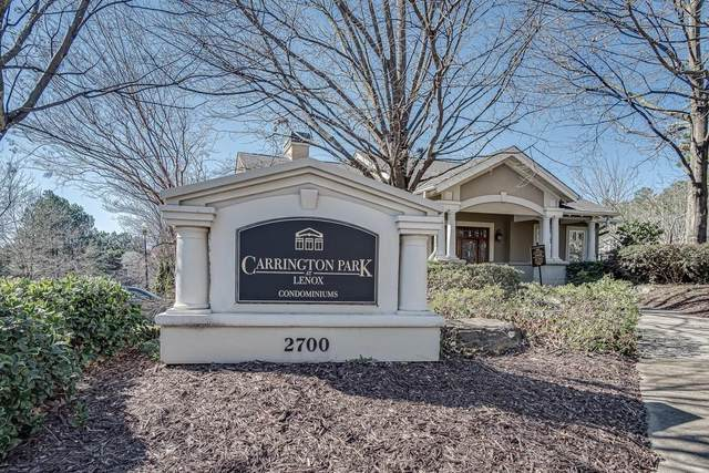 2700 Pine Tree Road NE #1315, Atlanta, GA 30324 (MLS #6696870) :: Rich Spaulding