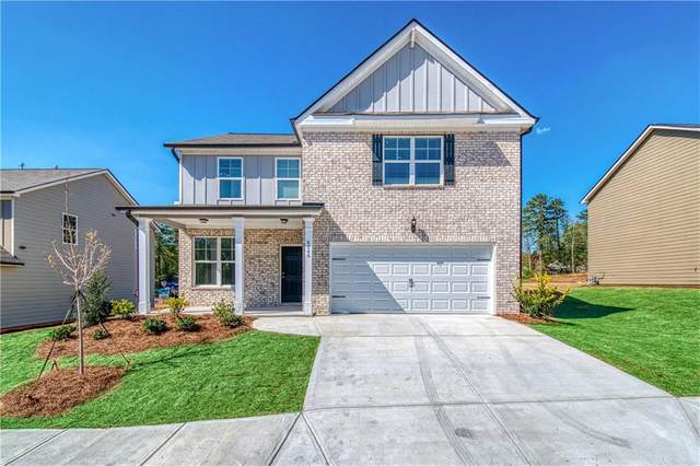2271 Anne's Lake Circle, Lithonia, GA 30058 (MLS #6696875) :: North Atlanta Home Team
