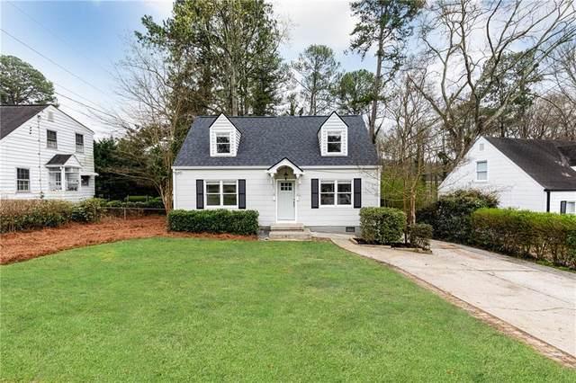 1825 Dresden Drive NE, Brookhaven, GA 30319 (MLS #6696885) :: MyKB Partners, A Real Estate Knowledge Base