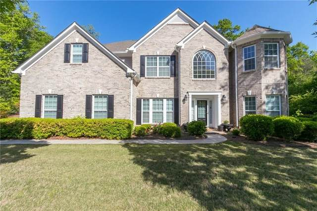 3587 SW Brook Park Trail SW, Conyers, GA 30094 (MLS #6696919) :: MyKB Partners, A Real Estate Knowledge Base