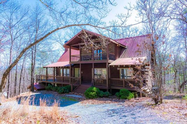 1363 Foxhound Trail NE, Ranger, GA 30734 (MLS #6696960) :: The Cowan Connection Team