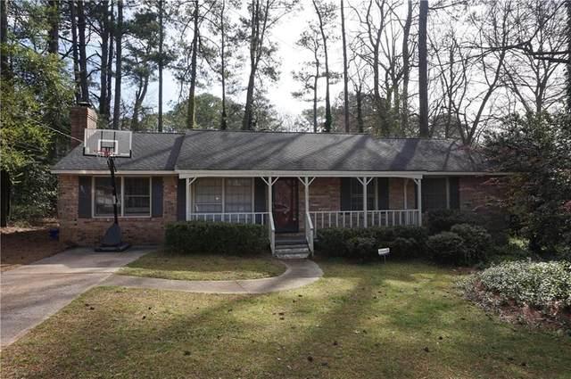 2579 Spring Drive SE, Smyrna, GA 30080 (MLS #6697010) :: MyKB Partners, A Real Estate Knowledge Base