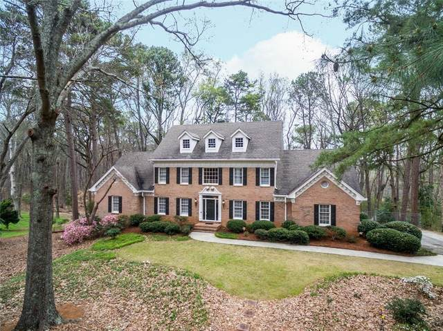 5496 Silver Ridge Drive, Stone Mountain, GA 30087 (MLS #6697014) :: North Atlanta Home Team
