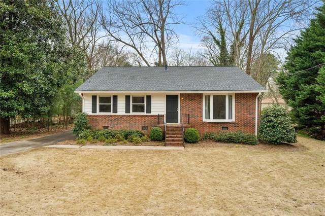 701 Meadowbrook Lane, Marietta, GA 30060 (MLS #6697107) :: North Atlanta Home Team