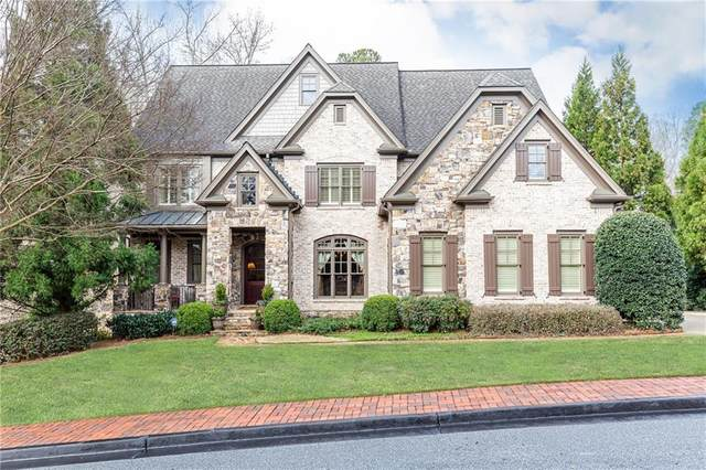 1900 Hazelbrook Way, Atlanta, GA 30339 (MLS #6697112) :: North Atlanta Home Team