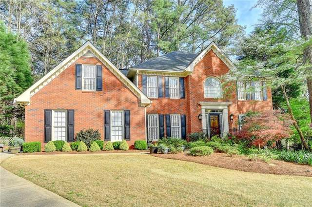 10015 Twingate Drive, Johns Creek, GA 30022 (MLS #6697148) :: RE/MAX Prestige