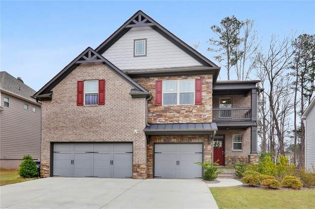 1466 Halletts Peak Place, Lawrenceville, GA 30044 (MLS #6697156) :: Kennesaw Life Real Estate