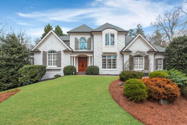 495 Londonberry Road, Sandy Springs, GA 30327 (MLS #6697168) :: The Zac Team @ RE/MAX Metro Atlanta