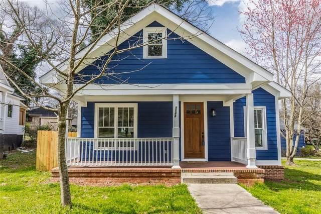 1142 Arlington Avenue SW, Atlanta, GA 30310 (MLS #6697192) :: MyKB Partners, A Real Estate Knowledge Base