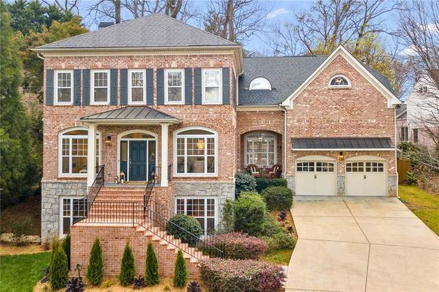 1794 Windemere Drive NE, Atlanta, GA 30324 (MLS #6697341) :: RE/MAX Prestige
