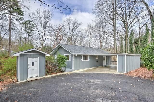 9325 Ann Harbor Drive, Gainesville, GA 30506 (MLS #6697348) :: North Atlanta Home Team