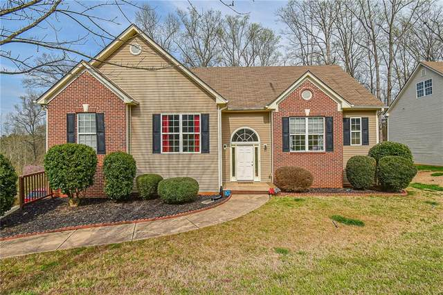 145 Liberty Drive, Jefferson, GA 30549 (MLS #6697369) :: The Heyl Group at Keller Williams