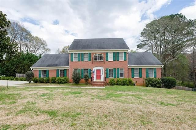 389 William Ivey Road SW, Lilburn, GA 30047 (MLS #6697433) :: Path & Post Real Estate