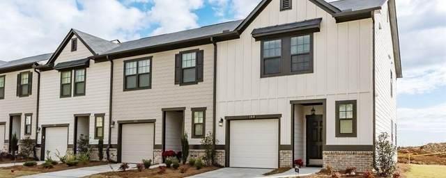 6439 Mountain Home Way #103, Mableton, GA 30126 (MLS #6697439) :: Kennesaw Life Real Estate