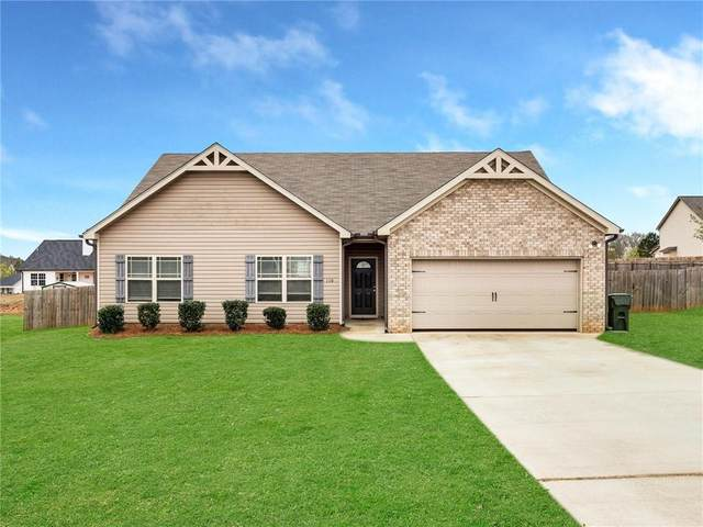 110 Garnet Lane, Griffin, GA 30224 (MLS #6697447) :: MyKB Partners, A Real Estate Knowledge Base