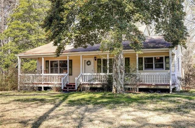 90 Westside Circle, Dallas, GA 30157 (MLS #6697547) :: MyKB Partners, A Real Estate Knowledge Base