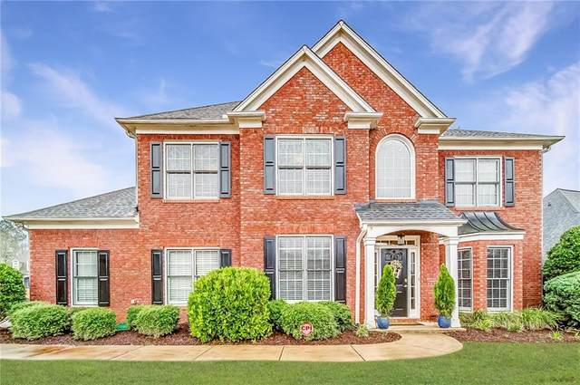 520 Autumn Walk, Canton, GA 30114 (MLS #6697552) :: MyKB Partners, A Real Estate Knowledge Base