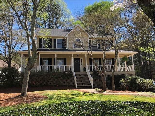 146 Plantation Trace, Woodstock, GA 30188 (MLS #6697596) :: The North Georgia Group