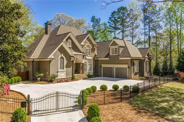 315 W Berwicke Common, Sandy Springs, GA 30342 (MLS #6697639) :: Kennesaw Life Real Estate