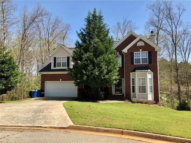 1240 Falls Creek Court, Conyers, GA 30094 (MLS #6697649) :: North Atlanta Home Team