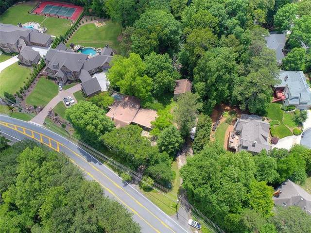 5002 Timber Ridge Road, Marietta, GA 30068 (MLS #6697662) :: Path & Post Real Estate