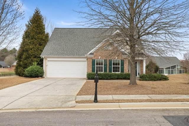 50 Watersedge Court, Jefferson, GA 30549 (MLS #6697665) :: Charlie Ballard Real Estate