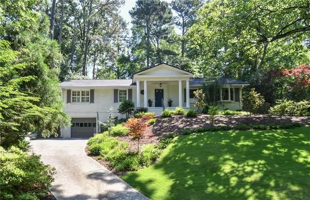 1236 Wild Creek Trail NE, Atlanta, GA 30324 (MLS #6697695) :: MyKB Partners, A Real Estate Knowledge Base