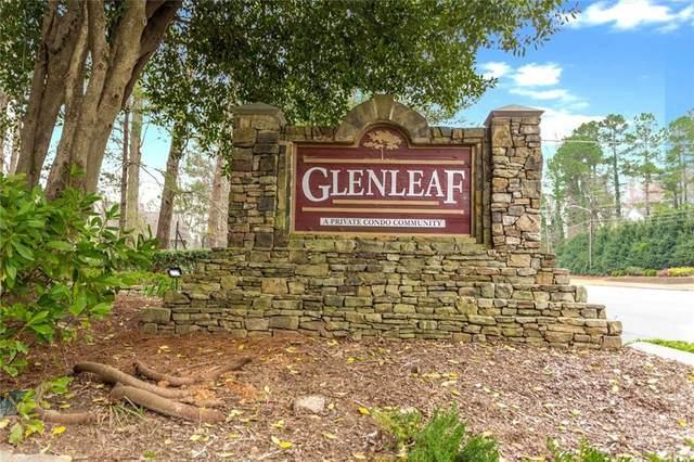 1501 Glenleaf Drive, Peachtree Corners, GA 30092 (MLS #6697733) :: RE/MAX Prestige